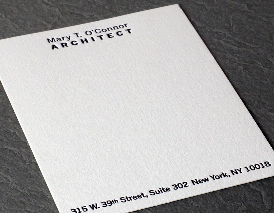 ArchitectCard