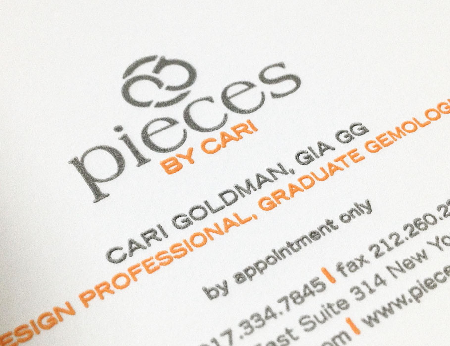 PiecesCard