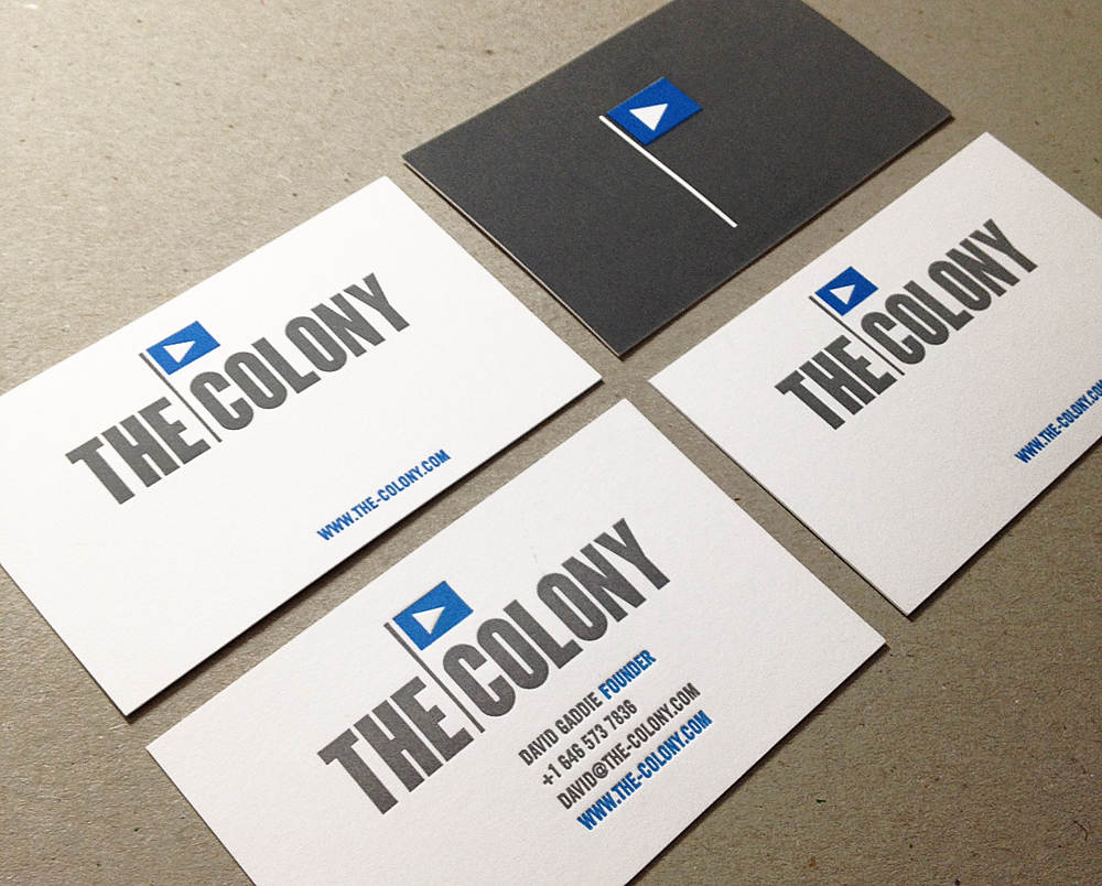 thecolonycards